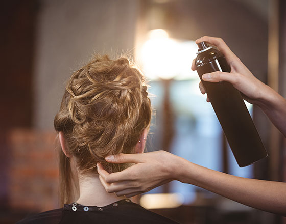 Updo's and Special Events